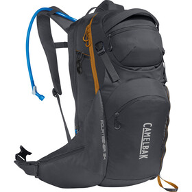 CamelBak Fourteener 24 Protector de pecho, charcoal/rust orange